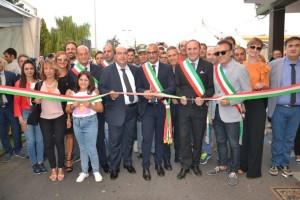Inaugurato l'expo del pistacchio di Bronte (Ct)