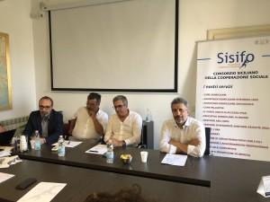 Catania. Fondazione con il Sud e Legacoop, incontro al Consorzio Sisifo sulla progettazione europea