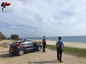 Carabinieri Bianco (Rc). Sbarco di migranti a Capo Bruzzano. Fermati gli scafisti
