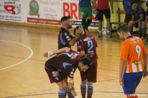 Bovalino (Rc): primo colpaccio esterno del Bovalino calcio a 5!