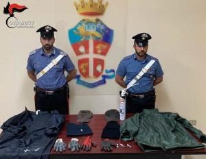 Roccella Jonica (Rc). Carabinieri: due arresti per aver danneggiato la porta di ingresso di due esercizi commerciali