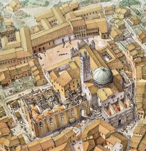 Bagheria (PA). La città Europea prima e dopo l'anno 1000: terza lezione del seminario sull'Arte di abitare organizzato da BCsicilia e dall'Ordine degli architetti.