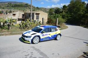 Chiusa Sclafani (PA). Automobilismo: Alessio Profeta e Sergio Raccuia in trionfo al Rally Valle del Sosio