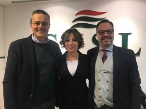Giovanna Bicchieri nuova segretaria generale della Cisl Funzione Pubblica di Messina