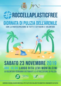 Il Comune di Roccella (Rc) ha aderito alla campagna #Plastic Free.