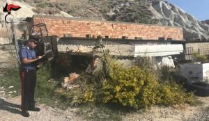 Bianco (Rc). I Carabinieri  hanno denunciato tre persone per abusivismo edilizio.