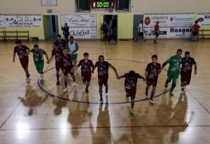 Bovalino (Rc): vittoria straripante del Bovalino calcio a 5 contro la Siac Messina