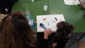 """La """"Classe Primavera"""" di Badolato (Cz) ed i suoi laboratori condivisi, con famiglie e bambini, strumenti verso un vero """"Passaporto per il futuro""""."""