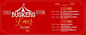 """Cefalù (Pa). Al via """"Cefalù buskers festival christmas edition"""""""