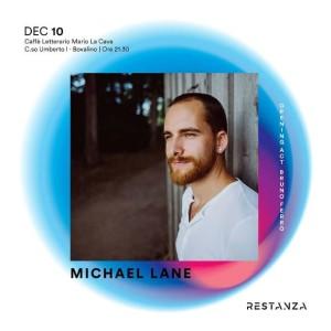 """Bovalino (Rc): Michael Lane per il terzo appuntamento del """"Restanza-International Music Fest 2019″"""