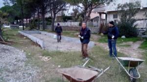 Bovalino (Rc): nuovo campo di bocce. Vandali ancora in azione, trafugate tre lastre di cemento