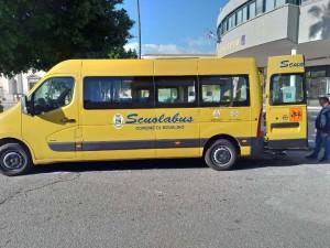 Bovallino (Rc): Assicurato anche il trasporto dei ragazzi diversamente abili. Lo Scuolabus nuovo è arrivato!