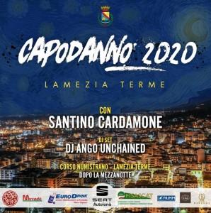 """Lamezia Terme (Cz). Lunedì 30 dicembre presentazione del """"Capodanno 2020""""."""