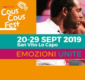 """L'Università delle Generazioni propone lo slogan per la manifestazione di San Vito Lo Capo (TP): """"Cous Cous Fest 2020 – Nutriamo la pace""""."""