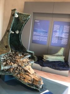 Taormina (Me). Con il grande rostro di Acqualadroni e il relitto di Capo Rasocolmo, ampliata la mostra sull'archeologia subacquea a Palazzo Ciampoli