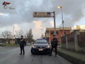 Reggio Calabria. Duro colpo alla criminalità organizzata. Eseguiti dai Carabinieri 8 ordini di carcerazione nel reggino.