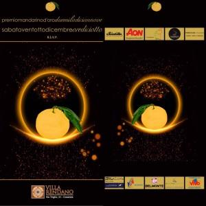 """Cosenza, terza edizione del premio nazionale """"Mandarino d'Oro"""""""