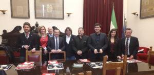 """Messina. Presentati oggi a Palazzo Zanca gli appuntamenti del """"Natale a Piazza Cairoli 2019, Insieme per Dylan"""""""
