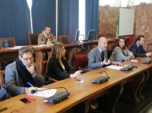 Messina. Secondo Palazzo di Giustizia: conclusa la seduta della I Commissione