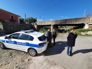 """Messina. Torrente Larderia e Zafferia. De Luca: """"Ma quanto facciamo schifo!."""