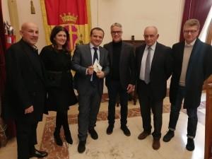 "Messina. Sindaco De Luca: ""Sosteniamo una buona causa""."