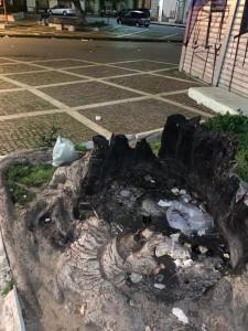 """Messina. Consigliere della IV Municipalità Debora Buda: """"Degrado e pericolo igienico-sanitario a Piazza del Popolo"""""""