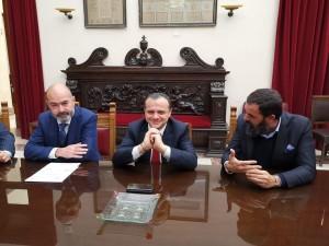 """Messina. Sindaco De Luca: """"Confronto con FC Messina""""."""