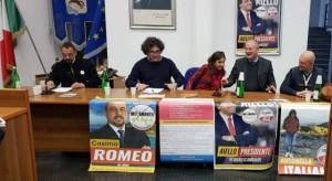 Bovlaino (Rc): Francesco Aiello (M5S/Calabria Civica), a Bovalino presenta i candidati della Circoscrizione Sud