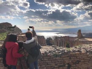 Sicilia. Oltre 1800 visitatori tra Naxos e Taormina per la prima domenica al museo del 2020