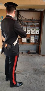 Palermo. Controlli dei Carabinieri violti al contrasto dei furti di energia elettrica. Un arresto e sette denunciati.