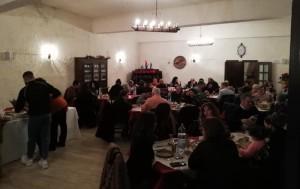 """La Pro Loco di Badolato (Cz) chiude il 2019 con una """"Cena Sociale"""" nel borgo."""