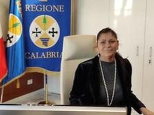 Presidente Regione Calabria Jole Santelli chiude Fabrizia (Vv).