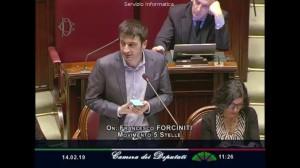 """Corigliano Rossano (Cs). Francesco Forciniti (M5S): """"Santelli, falla finita e mettiti al lavoro!"""""""