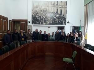 Villa S. Giovanni (Rc). Nuova linfa per il settore tecnico. Dai tirocinanti alle nuoeve figure professionali.