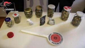 Controlli antidroga nella piana di Gioia Tauro (Rc): 2 arresti, oltre 2 kg di cocaina e 200 gr di marijuana sequestrata