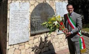 Bovalino (Rc): 75° anniversario della Liberazione. In tono minore ma ugualmente sentito