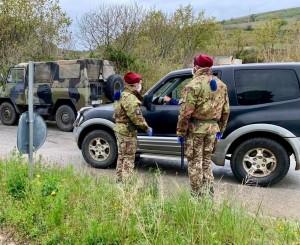 Sicilia. Coronavirus: l'Esercito in Sicilia supporta la Protezione Civile