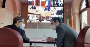 """Regione Calabria. Coronavirus, Musumeci: """"Roma accoglie nostre proposte, lunedì si apre"""""""