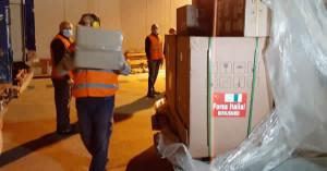 Sicilia. Covid 19, un altro cargo dalla Cina con materiale sanitario.