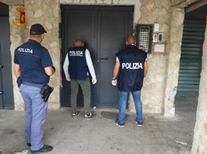 Catania. FOTO e VIDEO. Maxi operazione di controllo del territorio della Polizia di Stato a Librino.