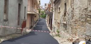 Bovalino (Rc): Il popoloso Rione Borgo si è rifatto il look!
