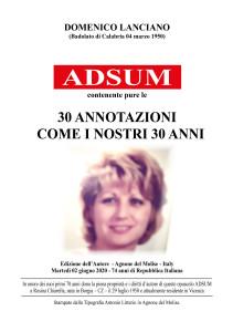Lettere a Tito n. 285. I nuovi volti della Repubblica Italiana e in omaggio le 30 annotazioni di ADSUM.