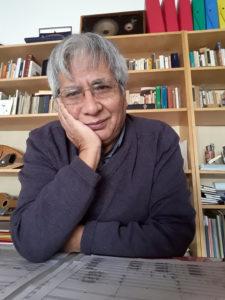 Lettere a Tito n. 286. Edgar Alandia il grande compositore boliviano che ama la Calabria.
