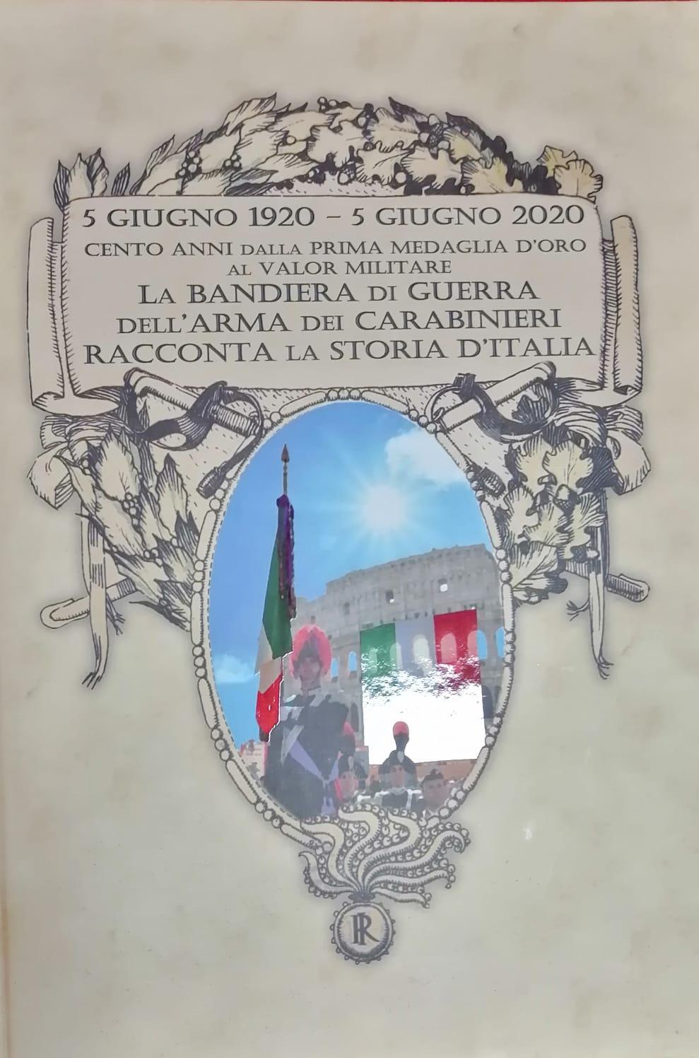 206 Annuale di Fondazione dellArma. Un anno denso di ricorrenze.