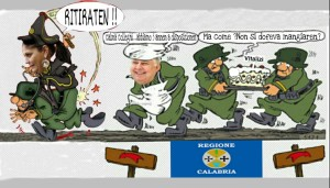 Catanzaro: Santelli batte in ritirata. Fatti e misfatti della Regione Calabria, la marcia indietro è un'ammissione di colpa!