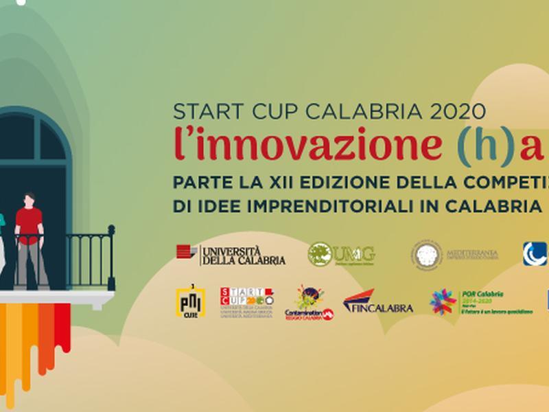 Start Cup Calabria 2020: parte lo scouting alla ricerca delle migliori idee di impresa della Calabria