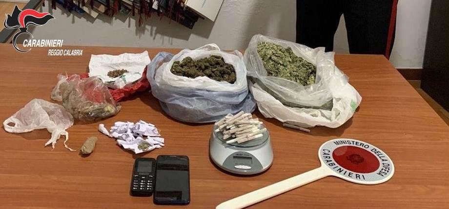 Spaccio di droga allinterno della tendopoli di San Ferdinando (Rc): i Carabinieri di Gioia Tauro arrestano un 24 enne del Gambia