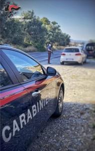 Casignana (Rc). Distesa di rifiuti abbandonati. Intervengono i carabinieri di Bianco (Rc).