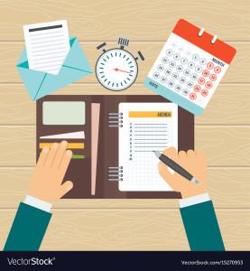 agenda-da-annotare