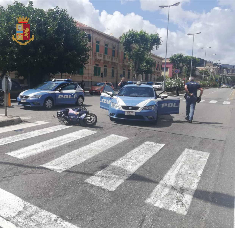 Messina. La Polizia di Stato arresta ladro in azione. Ai domiciliari, evade e scassina bar in citt.